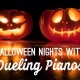 Dueling Pianos Halloween Dinner Party