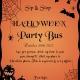 Sip & Stop Halloween Party Bus