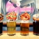 Halloween Beer and Donut Pairing