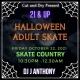 Halloween Adult Skate