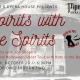 Halloween Spirits with the Spirits & Ghost Tour