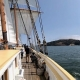 2021 Veterans Day Defending the Bay Sail aboard brigantine Matthew Turner