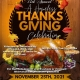 14th Annual A Homeless Thanksgiving
