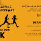 City Permit Foundation: Thanksgiving Food Drive + 5K (Walk or Run)