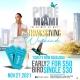 PURE Miami Ultimate All White Thanksgiving 2021