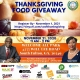 City of South Fulton Thanksgiving Food Giveaway 2021