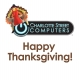 Thanksgiving - CLOSED