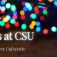 Christmas at CSU