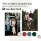 Styled Shoot: Classic Cars and Christmas