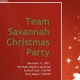 165th Airlift Wing Christmas Party
