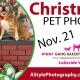 Christmas Pet Photo Day Woof Gang Bakery Lakeside Village