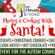 Colleyville Pictures and Cookies With Santa!