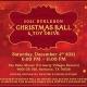 2021 Burleson Christmas Ball & Toy Drive