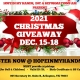 2021 Hope In My Hands Community Christmas Giveaway