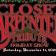 The Closet Carpenters Christmas Show