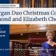 An Organ Duo Christmas Concert — Raymond and Elizabeth Chenault