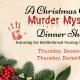 Christmas Carol Murder Mystery Dinner Show