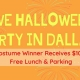 Live Halloween Party In Dallas