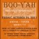 Layne's Den BOO-YAH Halloween Bash