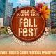 Island Party Hut Fall Fest on the Riverwalk - Hayrides on the River & More!