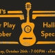 eTown's Pay or Play: October Edition - Halloween Spectacular