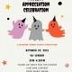 Halloween Patient Appreciation Celebration & Trunk or Treat