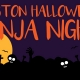 Easton Denver Halloween Ninja Night