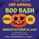 2nd Annual BOO BASH