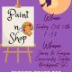 Halloween Paint n Shop
