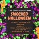 Smocked Art and Sensory Halloween Bash