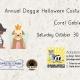 Annual Doggie Halloween Costume Contest