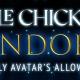 PANDORA ESCAPE Halloween Party @ LE CHICK WYNWOOD