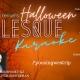 The Candybox Revue's Burlesque Karaoke - Halloween Edition