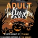 HQ23 ADULT HALLOWEEN PARTY