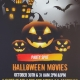 Halloween Movie: The Conjuring 3 @11. Don't Breathe 2 @ 2pm & Candyman @5pm