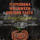 Flypersona Halloween costume party