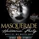 Masquerade Halloween Party @ Josephine Lounge