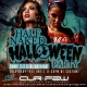 Half Naked Halloween Party