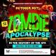 Zombie Apocalypse Halloween Bash