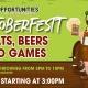 Hoptoberfest - An Oktoberfest Celebration at Hopportunities