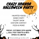 Halloween Crazy Horror Party