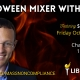 Halloween Mixer with Spike Cohen in Seattle