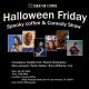 Halloween Friday - Spooky coffee & Comedy Show