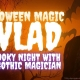 Halloween Magic with Vlad - The Gothic Magician