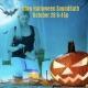 Luminescent Halloween SoundBath at Glow Yoga