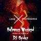 HALLOWEEN Friday Night w/ DJ SPIDER