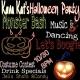 Kava Kat's Halloween Party Monster Bash