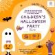 Heal & Prosper's Children's Halloween Party