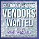 VENDORS NEEDED FOR 2 DAY HALLOWEEN POP UP SHOP EVENT