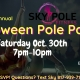 3rd Annual Halloween Pole Party